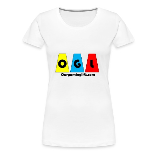 OGL big - Women's Premium T-Shirt