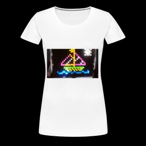 The boat - Women's Premium T-Shirt