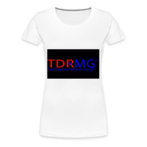 Top Dawg Records Logo - Women's Premium T-Shirt