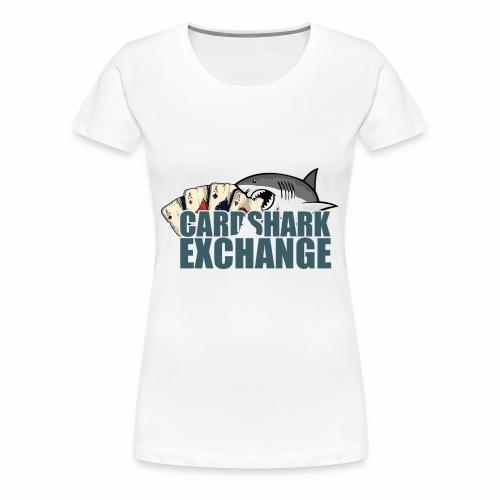 Card Shark 2 - Women's Premium T-Shirt