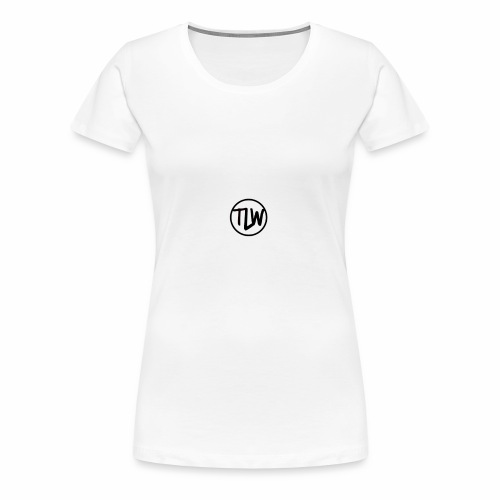 tlw official logo - Women's Premium T-Shirt
