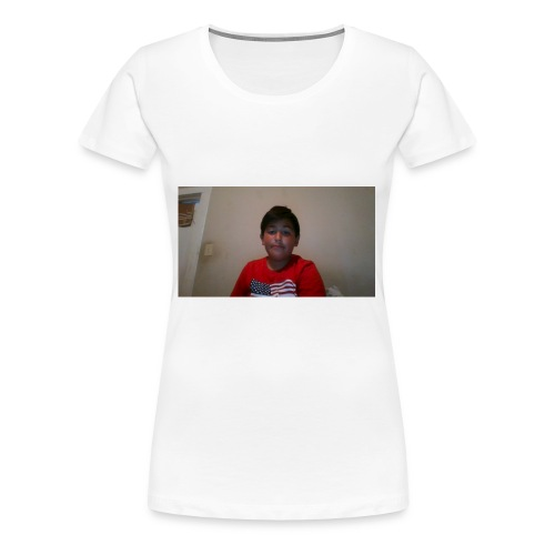 WIN 20171008 11 57 33 Pro - Women's Premium T-Shirt