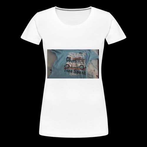 Surf hodies - Women's Premium T-Shirt