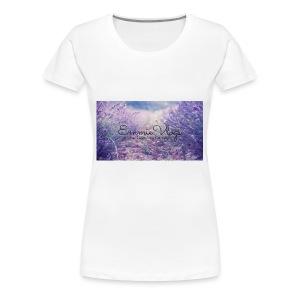 EmmieVlogs Logo - Women's Premium T-Shirt