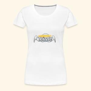 Zbizzle Logo (2) - Women's Premium T-Shirt