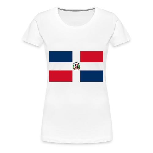 Dominican Republic shirt - Women's Premium T-Shirt