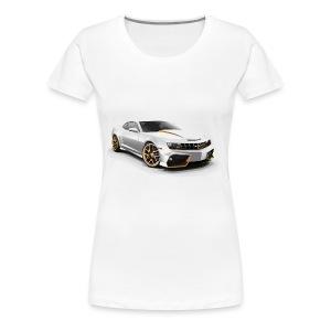 Dodge - Women's Premium T-Shirt