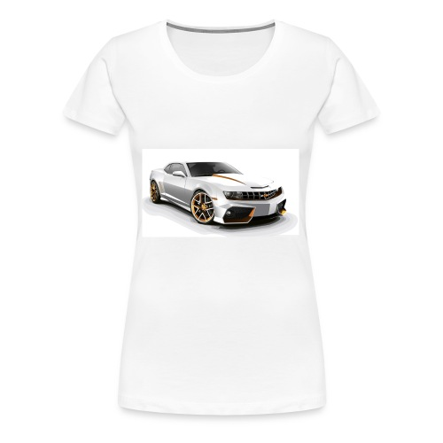 Dodge - Women's Premium T-Shirt