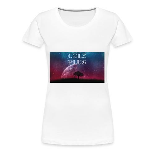 half moon, full tree - Women's Premium T-Shirt