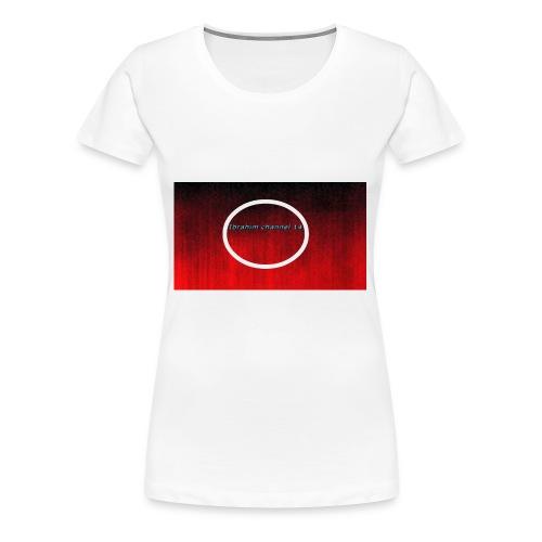 Ibrahim channel 14 - Women's Premium T-Shirt