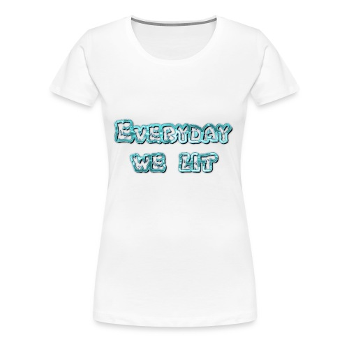 cooltext269683263172276 - Women's Premium T-Shirt
