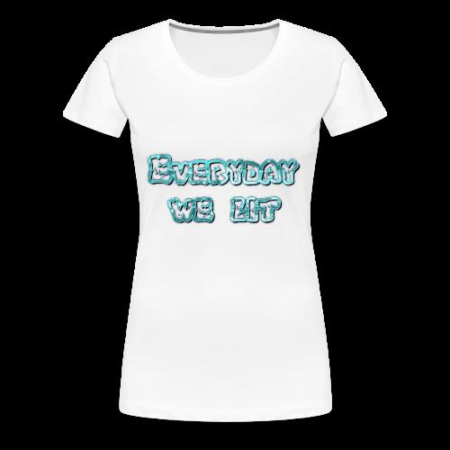 cooltext269683263172276 - Women's Premium T-Shirt