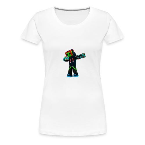 Dabbing Trexx - Women's Premium T-Shirt