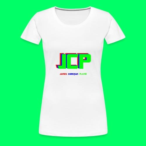James Christian Plays! Original Set - Women's Premium T-Shirt