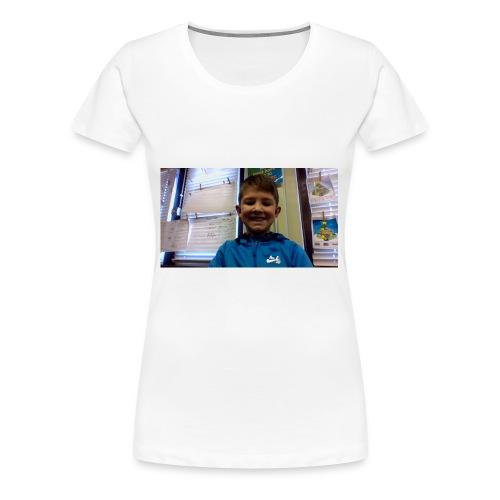 Nate - Women's Premium T-Shirt