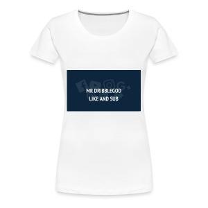 we on top - Women's Premium T-Shirt