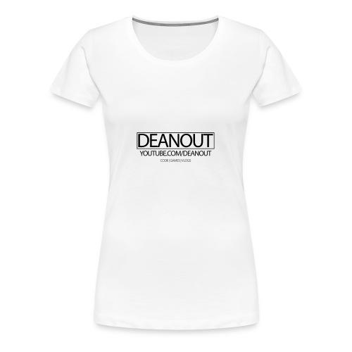 Deanout Branding - Women's Premium T-Shirt