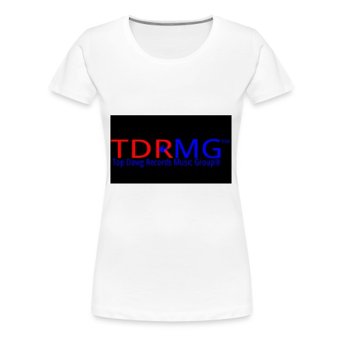 Top Dawg Records Logo - Women's Premium T-Shirt