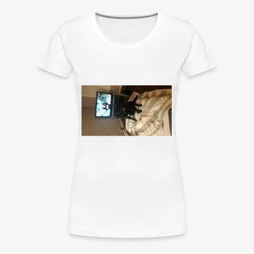Winkin - Women's Premium T-Shirt