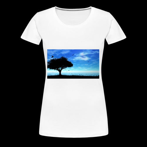 OUTLOOK 1.0 - Women's Premium T-Shirt