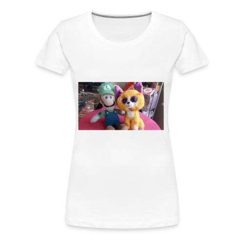 Lughiandpablo@gmail.com - Women's Premium T-Shirt