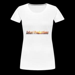 Sunset Jabari Prodcutions - Women's Premium T-Shirt