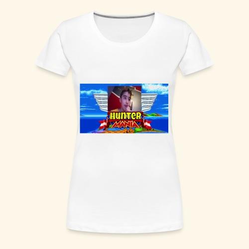HUNTER MANIA - Women's Premium T-Shirt