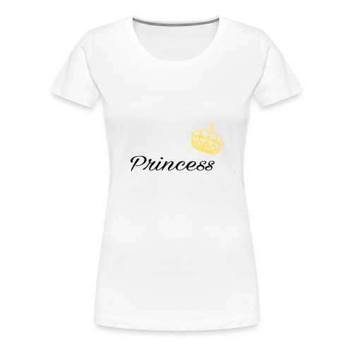 Princess - Women's Premium T-Shirt