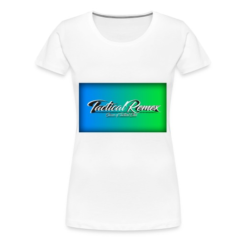 My second shirt - Women's Premium T-Shirt
