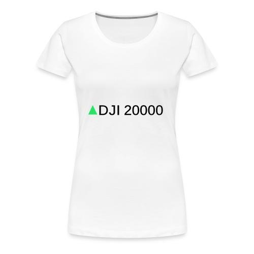 DJI 20000 - Women's Premium T-Shirt