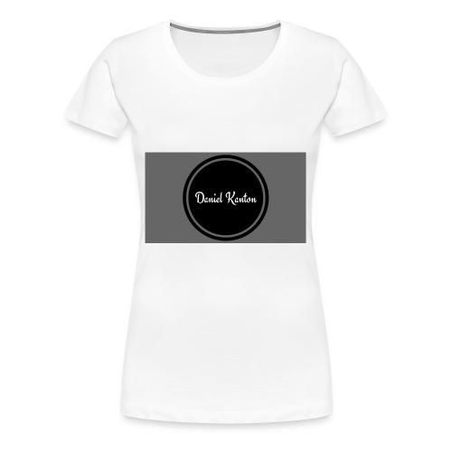 Daniel Kanton - Women's Premium T-Shirt