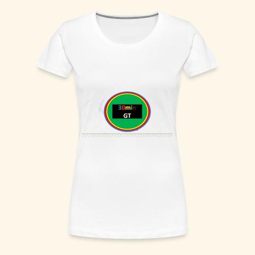30Min Logo - Women's Premium T-Shirt