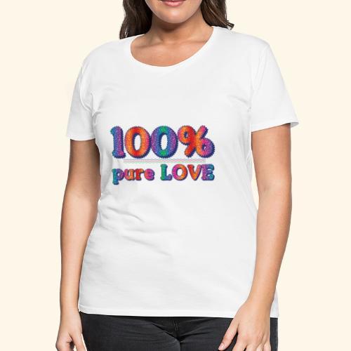 Pure Love - Women's Premium T-Shirt