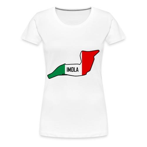Imola Circuit - Women's Premium T-Shirt