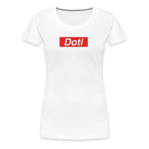 DOTI Superior Logo - Women's Premium T-Shirt