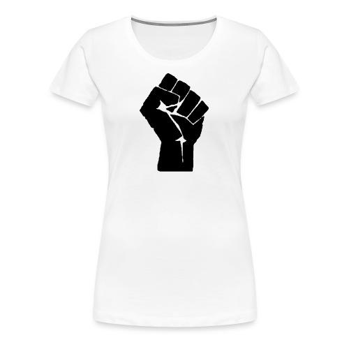 Black lives Matter - Women's Premium T-Shirt