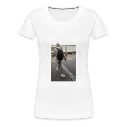 hoodie walker - Women's Premium T-Shirt