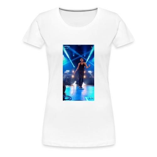 William singe on stage - Women's Premium T-Shirt