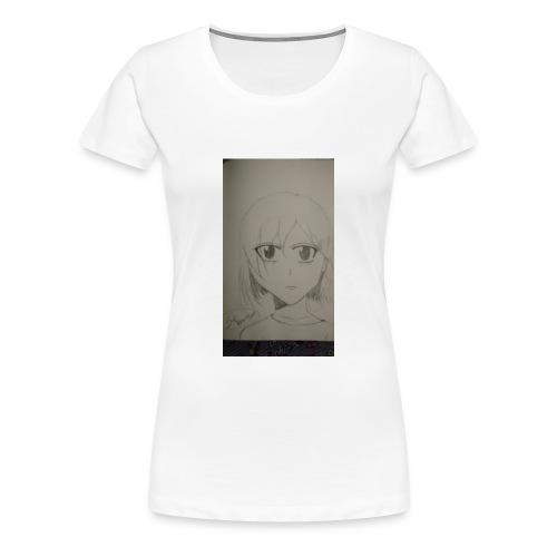 Anime girl - Women's Premium T-Shirt