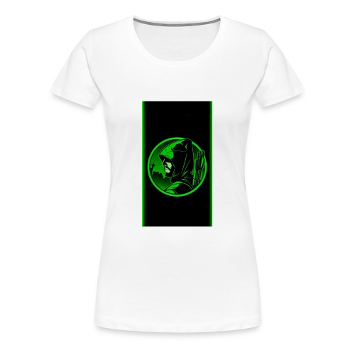 Arrow tank top - Women's Premium T-Shirt