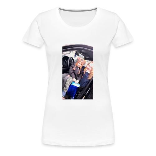 A881A053 E37B 4F1D 88BB 495A2ACBC3E1 - Women's Premium T-Shirt