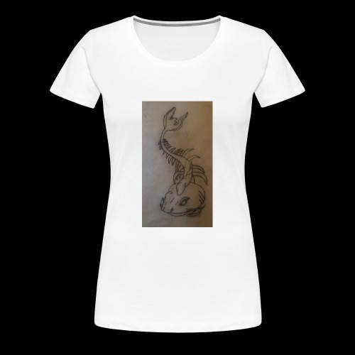Bone catfish - Women's Premium T-Shirt