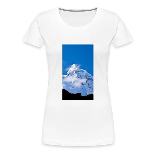 Goutam patel - Women's Premium T-Shirt
