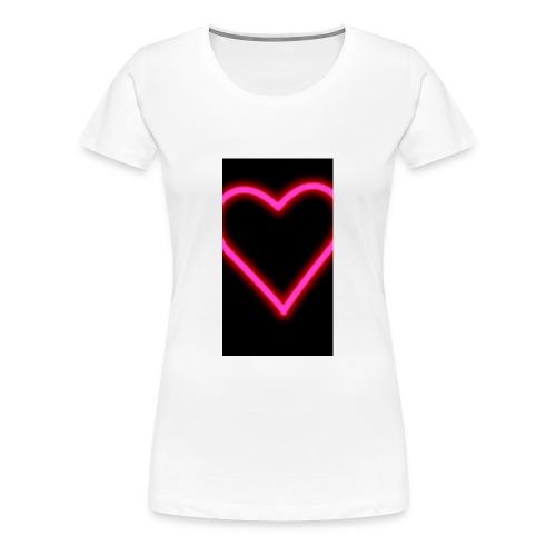 Snapchat 💕 - Women's Premium T-Shirt