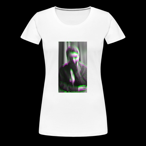 Get Glitched - Women's Premium T-Shirt