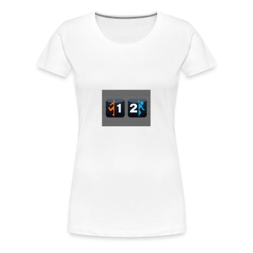 portal hd icons by nidrax da6uprv - Women's Premium T-Shirt