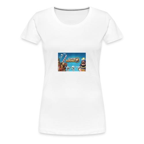 clash-royale - Women's Premium T-Shirt