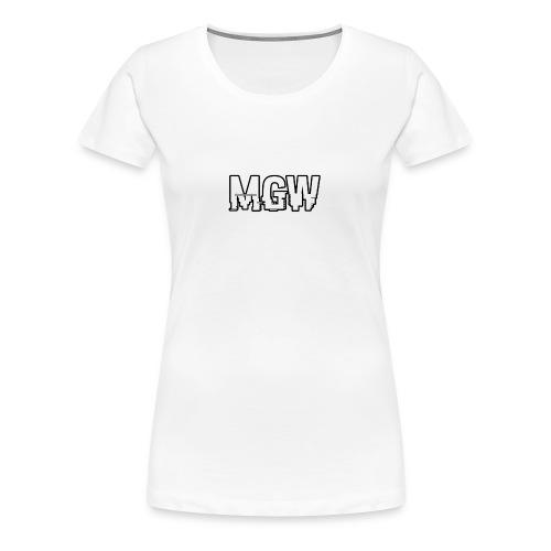 Hacker MGW - Women's Premium T-Shirt