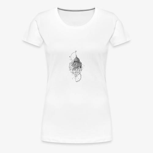 Breaking Historys - Women's Premium T-Shirt