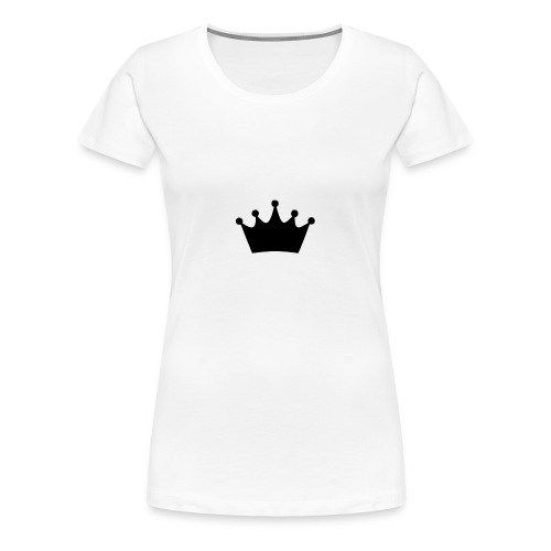 KING CROWN - Women's Premium T-Shirt